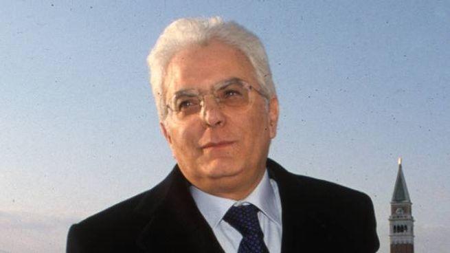 Sergio Mattarella (Imagoeconomica)