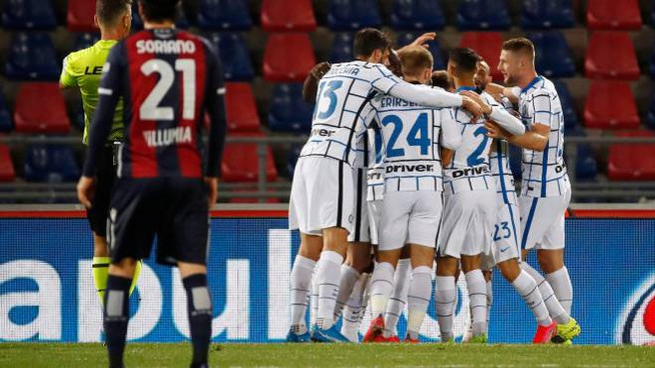 Bologna-Inter (Ansa)