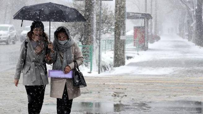 Previsioni del tempo, torna l'inverno sull'Italia (Ansa)