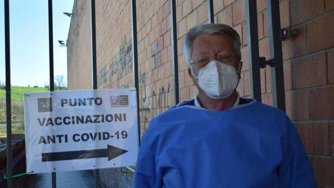 Il professor Giuseppe Gotti (Foto Lucii)