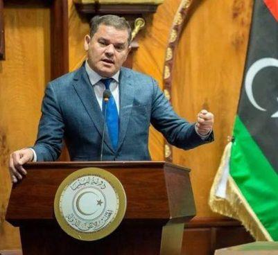 Abdul Hamid Dbeibah, 62 anni, premier della Libia dal 15 marzo scorso