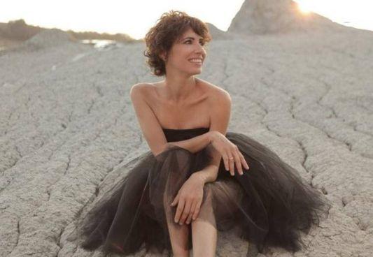 Giorgia Todrani, in arte Giorgia,. spegnerà le sue prime 50 candeline il 26 aprile