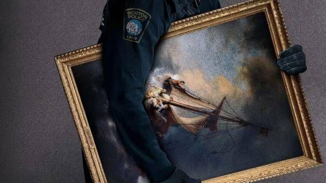 """Un colpo fatto ad arte"""": la docuserie Netflix sulla rapina al museo di  Boston - Magazine"""