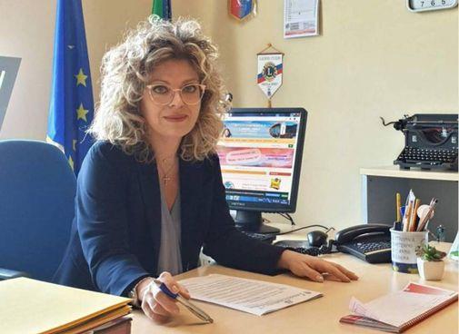 La dirigente scolastica dell'Istituto comprensivo 7, Rossana Neri