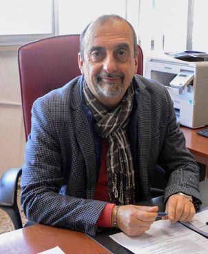 Roberto Mugnai, preside del Polo liceale 'Aldi' e segretario regionale del sindacato 'Dirigentiscuola'