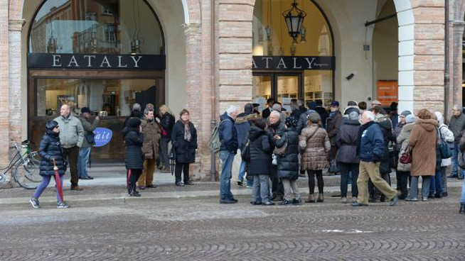 Eataly in piazza Saffi a Forlì: lo store chiude definitivamente (Frasca)