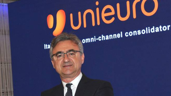 Giancarlo Nicosanti, presidente Unieuro