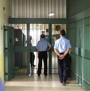 Il carcere di Villa Fastiggi (foto d'archivio)