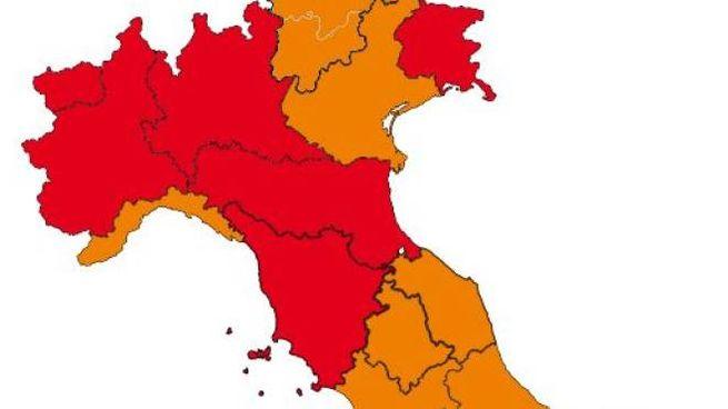 Toscana rossa