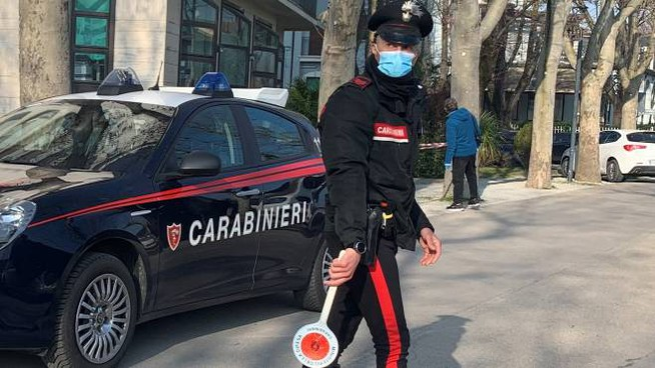 L'uomo era stato arrestato dai carabinieri