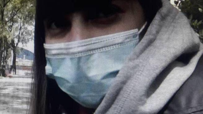 Malika, la ragazza di 22 anni di Castelfiorentino (foto da fanpage.it)