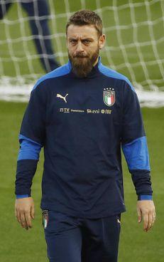 Daniele De Rossi, 37 anni