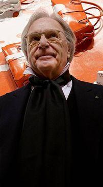Diego Della Valle, 67 anni, presidente del gruppo Tod's