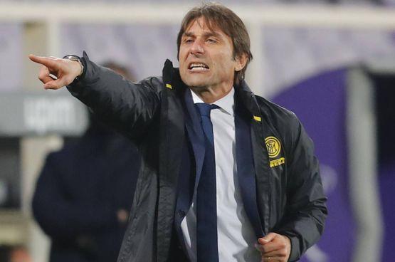 Antonio Conte, 51 anni: seconda stagione all'Inter, è primo a +8 sul Milan di Pioli