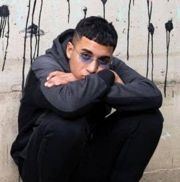 Amine Ezzaroui, in arte Neima Ezza. , 20 anni a novembre