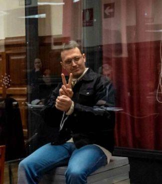 Norbert Feher, 40 anni, durante un'udienza del processo in Spagna