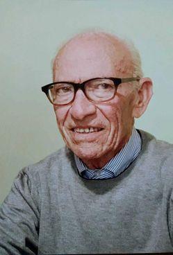 Giuseppe Pezzolesi, 94 anni