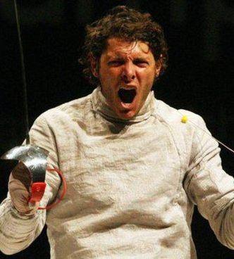 Aldo Montano, oro ad Atene 2004, possibile portabandiera dell'Italia