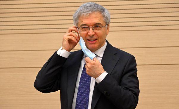 Daniele Franco, 67 anni, è ministro dell'Economia e delle Finanze nel governo Draghi