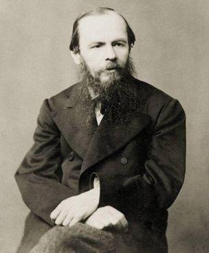 Fedor Dostoevskij (1821-1881) fu condannato a morte nel '49, poi spedito in Siberia