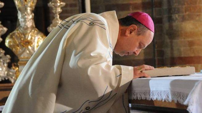 Monsignor Oscar Cantoni