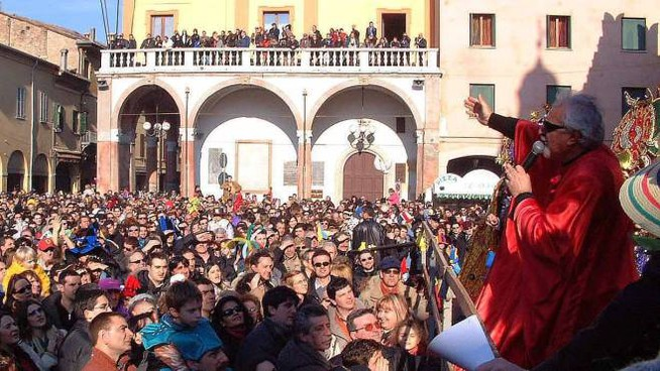 Carnevale di Cento (Foto Businesspress)