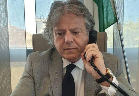 Gianni Indino, presidente provinciale di Confcommercio