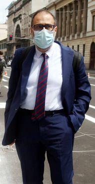 Marco Granelli assessore comunale alla Mobilità e ai Lavori Pubblici
