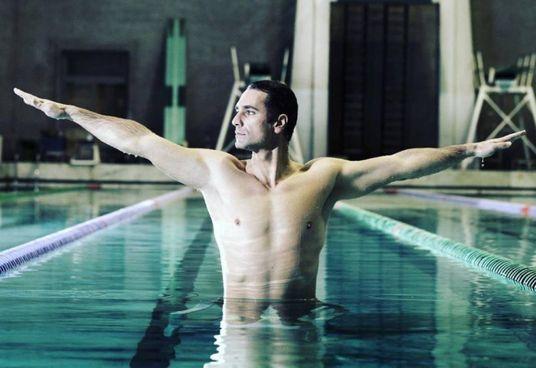 Compirà 50 anni in agosto l'attore ed ex nuotatore Raoul Bova (. foto da Instagram