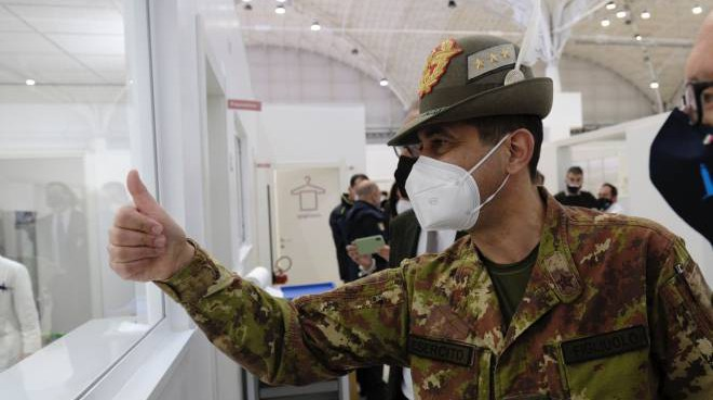 Vaccini Italia, in arrivo 5 milioni di dosi. I target di Figliuolo Regione  per Regione - Cronaca