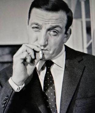 Lino Ventura, nato a Parma nel 1919 e morto a Saint-Cloud nel 1987