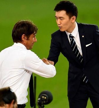 Antonio Conte, 51 anni, e Steven Zhang (29):. i due non si vedono dal 25 agosto