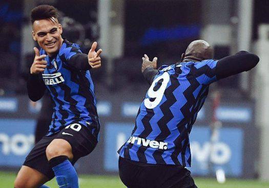 Lautaro Martinez, 15 gol, con Romelu Lukaku, a quota 21: i due sono stati la cassaforte di gol dell'Inter campione d'Italia