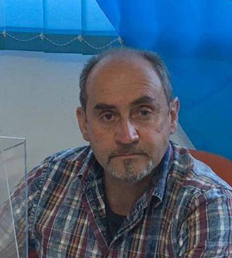 Fabio Severi, segretario della Uil Scuola per la provincia di Grosseto