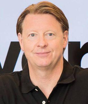 Hans Vestberg, 55 anni, ceo di Verizon Communications