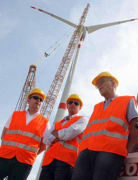 Stamani conferenza dei servizi sugli impianti eolici sul Giogo di Villore e Corella