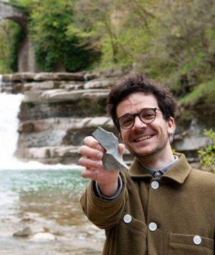 Il giovane artista bulgaro Rudi Ninov alla Brusia di Bocconi. Le sue opere saranno in mostra dal 26 giugno