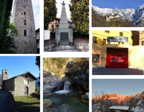 Le sette meraviglie che meritano una visita a Mandello del Lario