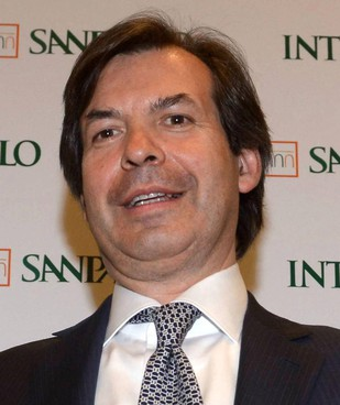 Carlo Messina, 59 anni, amministratore delegato di Intesa Sanpaolo
