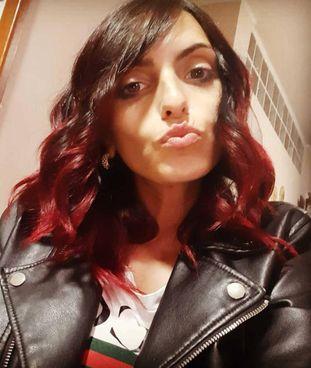 Ylenia Lombardo in una foto tratta dal suo profilo Facebook: uccisa a Napoli, aveva 33 anni