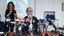Luca Zaia nella conferenza stampa di oggi