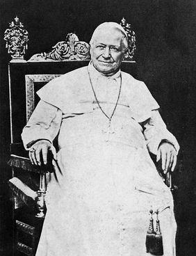 Pio IX si oppose alla Legge delle Guarentigie e nel 1871 pubblicò l'enciclica Ubi nos