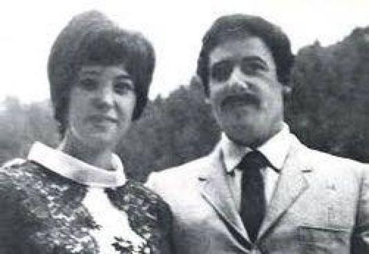 Margherita 'Mara' Cagol, classe 1945, con il marito Renato Curcio, oggi 79 anni