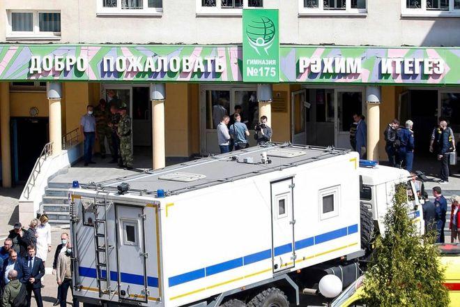 """Russia, riprese in una scuola a Kazan. Un ex studente uccide: """"Odio tutti e sono Dio"""""""