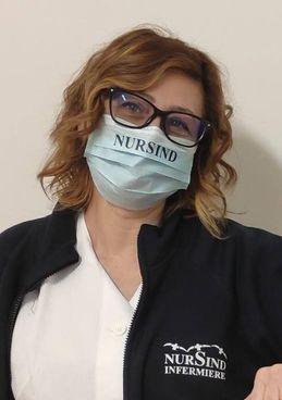 Elisabetta Guglielmi, segretaria del sindacato degli infermieri Nursind