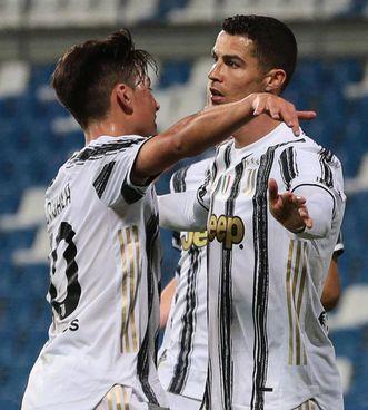 Paulo Dybala, 27 anni, e Cristiano Ronaldo, 36: riscatto Juve dopo il ko col Milan