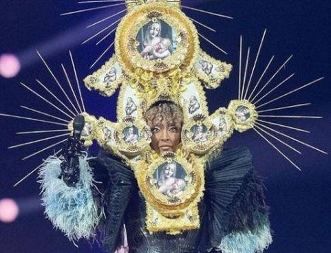 """Senhit, 41 anni, di Bologna, rappresenta San Marino all'Eurovision con """"Adrenalina"""""""