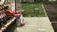Andrea D'Errico a fine partita sconsolato in panchina (foto Dazn)