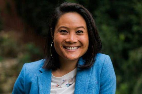 Justine Ang Fonte, esperta di educazione sessuale e consulente per le scuole Usa