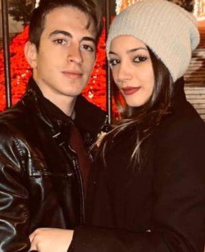 La vittima Roberta Siragusa, 18 anni, e il fidanzato accusato dell'omicidio Pietro Morreale, 19 anni